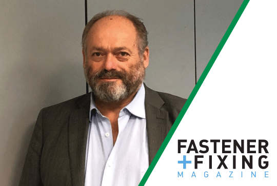 Fastener + fixing magazine interviews our general manager