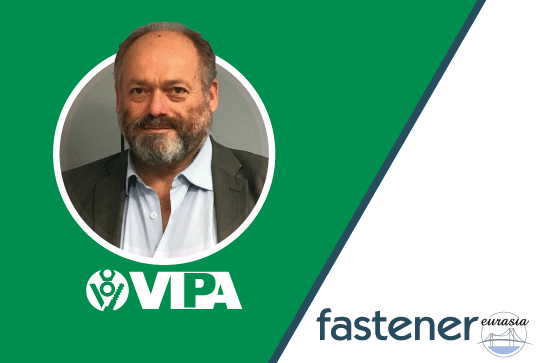Fastener Eurasia intervista il nostro General Manager Paolo Poppi, in occasione del 50° anniversario di VIPA